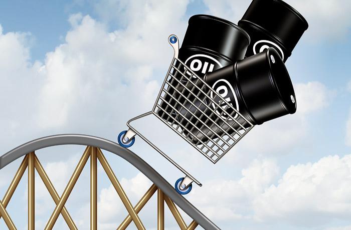 Рост цен на нефть вновь сменился снижением