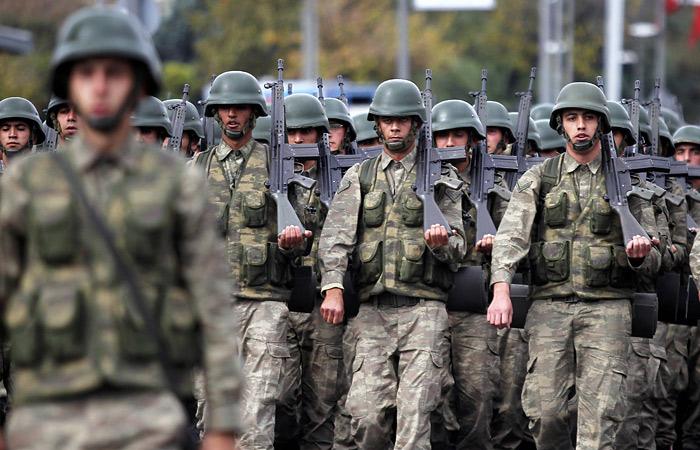 Турция опровергла сообщения об отправке своих войск в Сирию