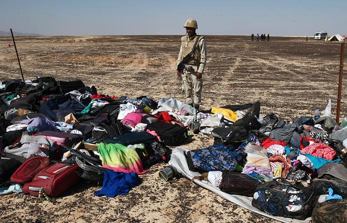 ФСБ отказалась от версии причастности Турции к гибели российского А321