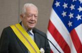 """Экс-президент США Джимми Картер получил премию """"Грэмми"""""""