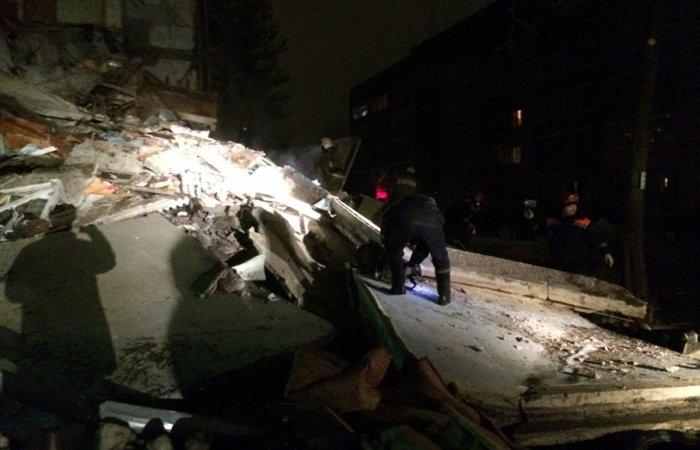 Губернатор сообщил о четырех погибших при взрыве дома в Ярославле