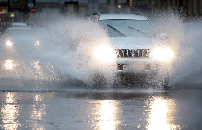 Московские власти предупредили об аномальной погоде во вторник