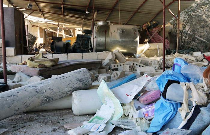 Ослухах про «баллистические ракеты сКаспия» и«уничтоженные больницы»— Минобороны РФ