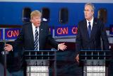 Предвыборный сайт Буша начал перенаправлять на страницу Трампа