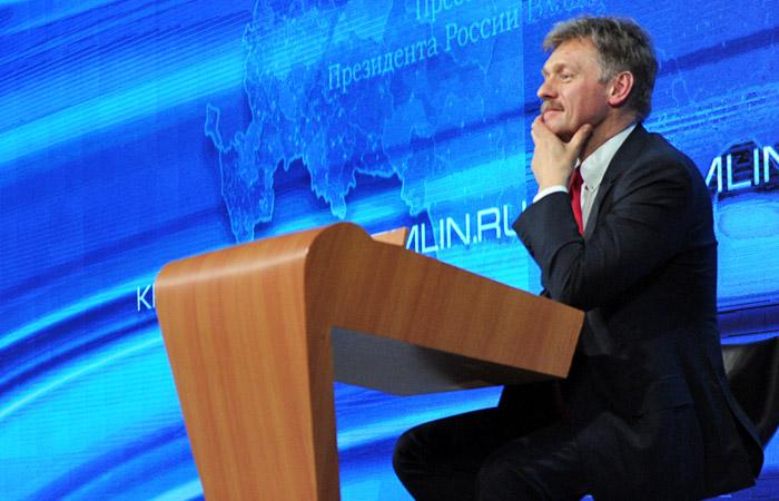 """Песков ответил на слова Обамы о перспективах России """"увязнуть в Сирии"""""""