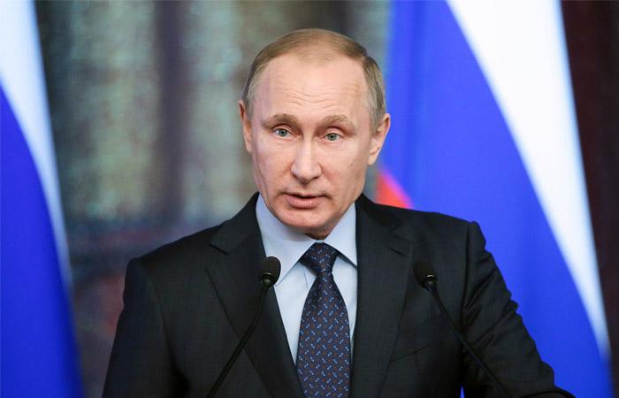 Путин не нашел связи между антироссийскими санкциями и минскими соглашениями