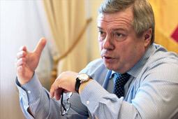 Василий Голубев: Объем инвестиций  в экономику Дона в 2015 году составил 287,4 млрд рублей