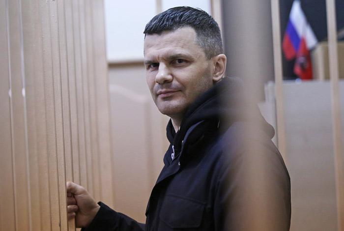 Дмитрия Каменщика попросили отпустить под залог в 15 млн рублей
