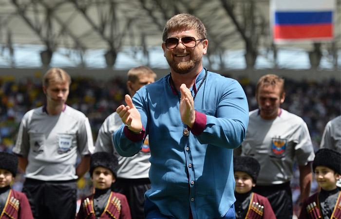 Россияне стали лучше относиться к Рамзану Кадырову
