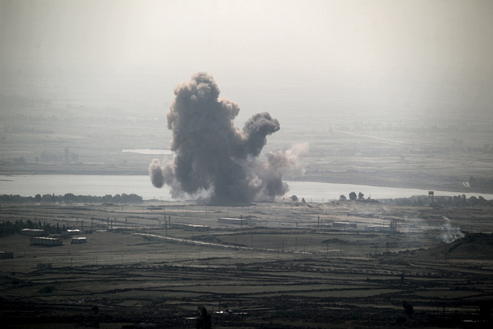 Боевики ИГ перерезали путь снабжения сирийской армии в районе Алеппо