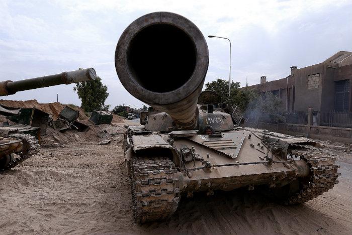 США и РФ предложили сторонам конфликта в Сирии прекратить огонь с 27 февраля