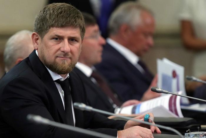 Рамзан Кадыров опубликовал доклад оппозиционера Ильи Яшина