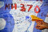 Вдова пассажира пропавшего рейса Malaysia Airlines подала в суд на авиакомпанию