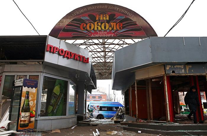 Власти Москвы собрались подать иски к владельцам снесенных торговых павильонов