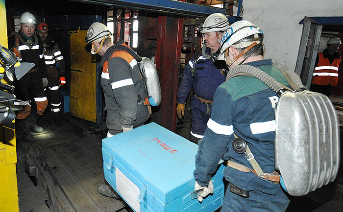 На шахте в Воркуте продолжились взрывы