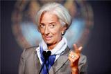 Лагард перечислила возросшие риски мировой экономики