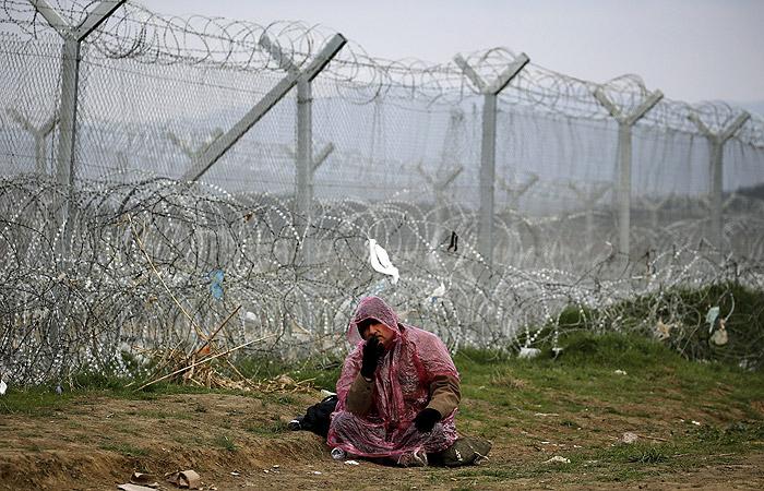В Греции оказались блокированными 20 тыс. мигрантов