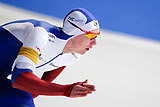 Конькобежец Кулижников выиграл ЧМ в спринтерском многоборье