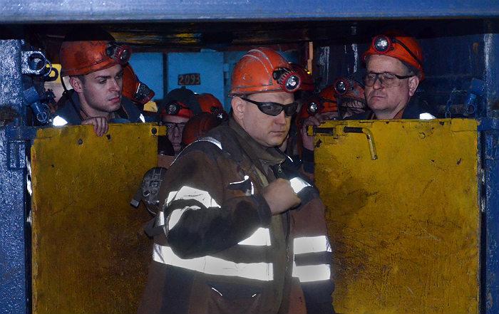 """Аварийный участок шахты """"Северная"""" будет локализован"""