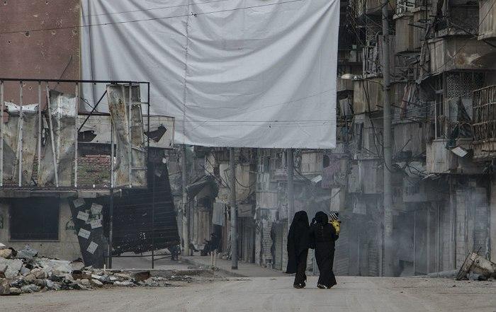 В Сирии зафиксировали нападение с территории Турции