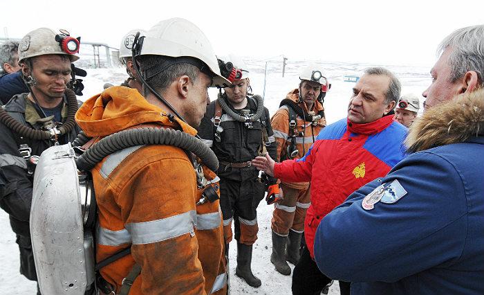 У остававшихся в шахте в Воркуте горняков не было шансов выжить