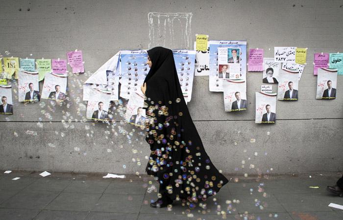 Сторонники Рухани получили большинство на выборах в парламент Ирана