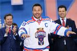 Хоккеист СКА Ковальчук стал самой упоминаемой спортивной персоной в СМИ