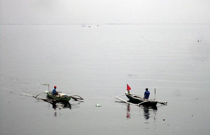 У берегов Филиппин обнаружили яхту с мумией ее капитана
