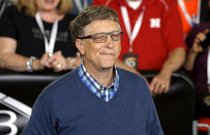 Билл Гейтс возглавил рейтинг богатейших людей мира по версии Forbes