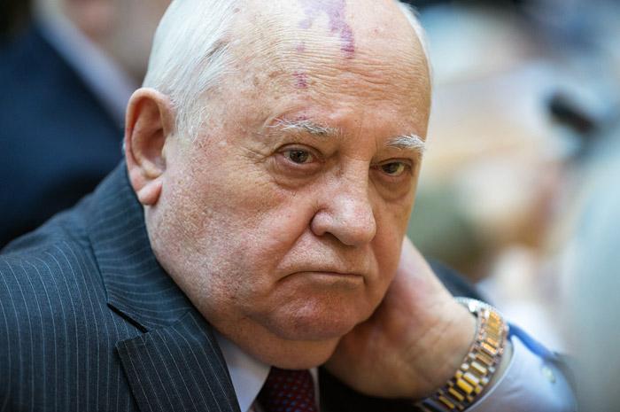 Михаил Горбачев: Счастливых реформаторов не бывает