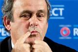 Платини обжаловал свое отстранение от футбола