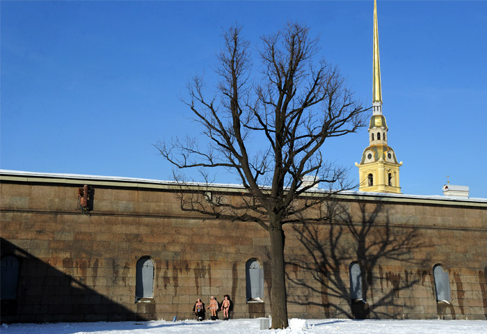 Минувшая зима в России стала рекордно теплой