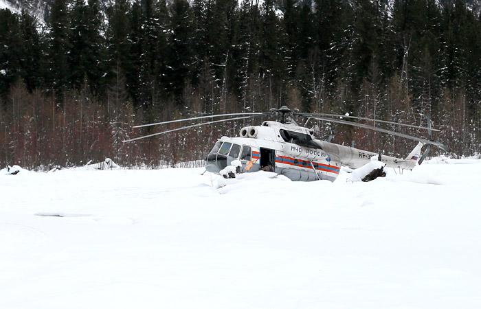 Число жертв крушения вертолета во Владимирской области увеличилось до двух