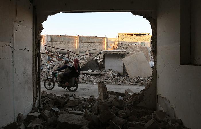 Сирийские оппозиционеры попросили военных РФ защитить их от террористов