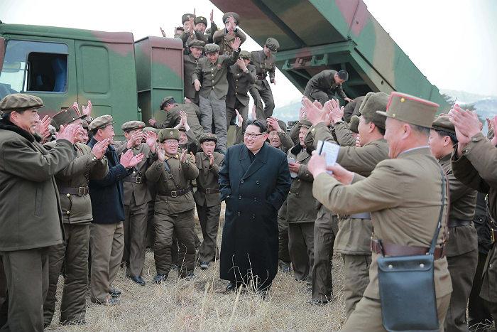 КНДР привела ядерное оружие в боевую готовность