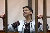 Адвокат Савченко сообщил о ее планах выступить 9 марта в суде