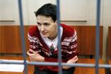 Надежда Савченко отказалась от сухой голодовки