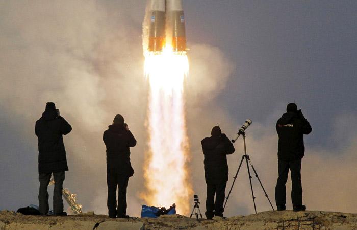 """Регулярные полеты американцев к МКС на """"Союзах"""" оказались под вопросом"""