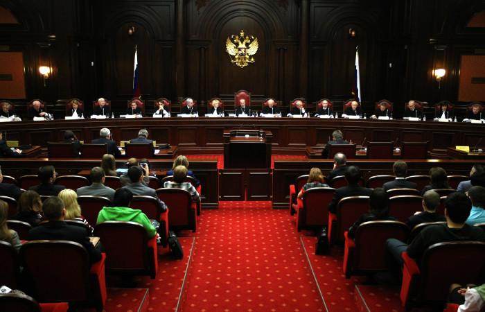 Совет Европы призвал Россию изменить закон о Конституционном суде