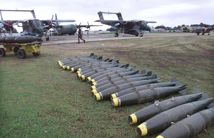 США отправили на борьбу с ИГИЛ самолеты времен войны во Вьетнаме