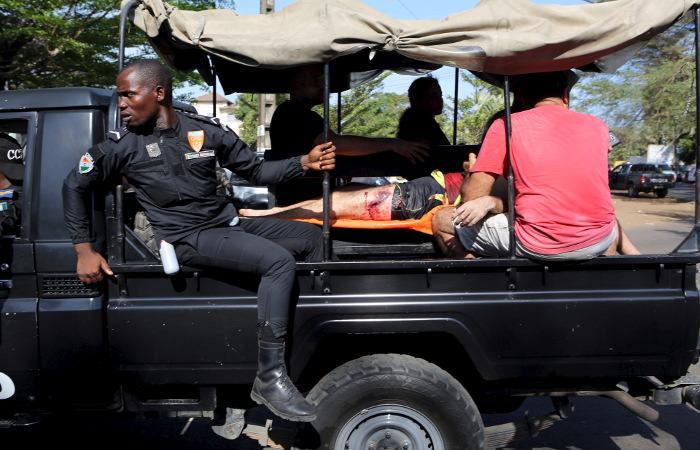 Полиция Кот-д'Ивуара ликвидировала шесть устроивших стрельбу террористов