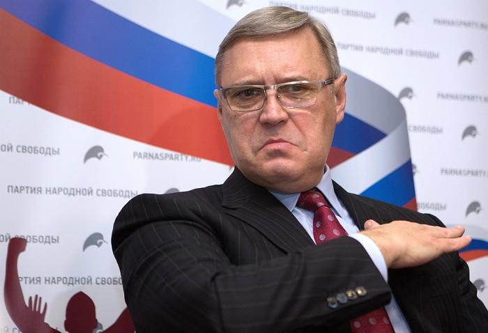 Касьянов рассказал об ответе ФСБ на жалобу по поводу инстаграма Кадырова