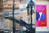 Задержана православная активистка по делу о погроме на выставке в Москве