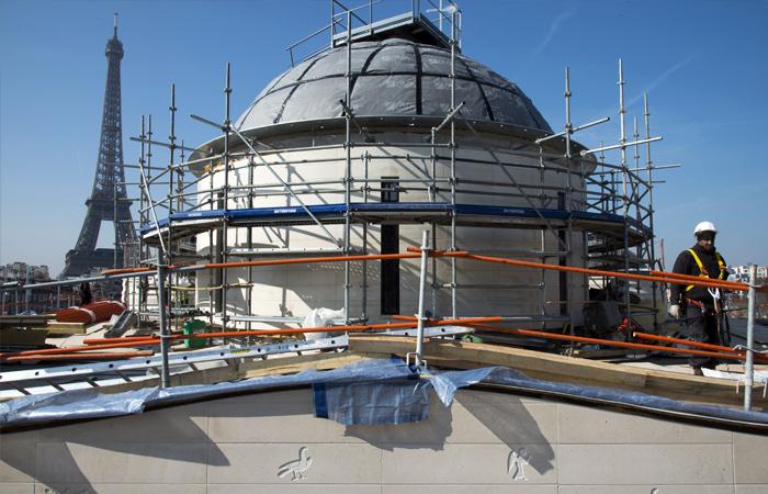 Строительство Российского православного центра в Париже обошлось в 90 млн евро