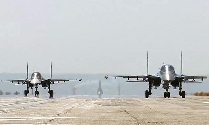 Российская авиация продолжит удары по террористам в Сирии