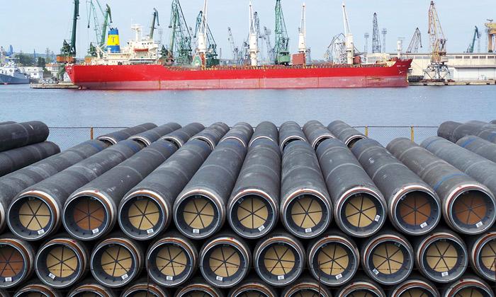"""""""Газпром"""" не исключил возвращения к проекту """"Турецкий поток"""""""