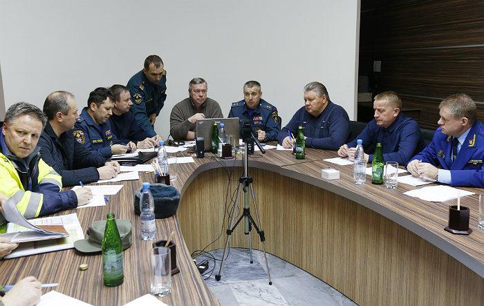 Следователи назвали основные версии авиакатастрофы в Ростове-на-Дону