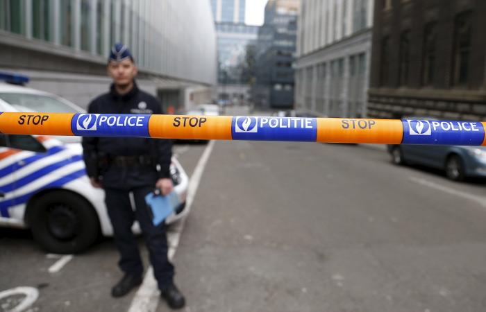 Подозреваемого в организации терактов в Париже перевели в тюрьму Брюгге