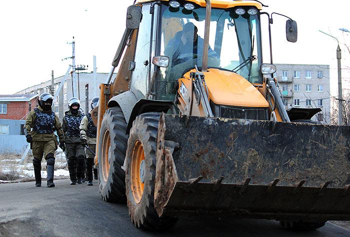 В цыганском поселке под Тулой принудительно снесут более 120 домов