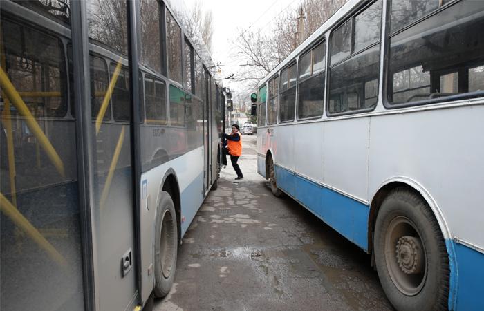 Троллейбусы уберут с Тверской в Москве